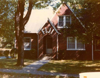 Theta Tau's First Home