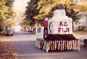 HomecomingFloat