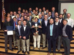 Fraternity of the Year 2016